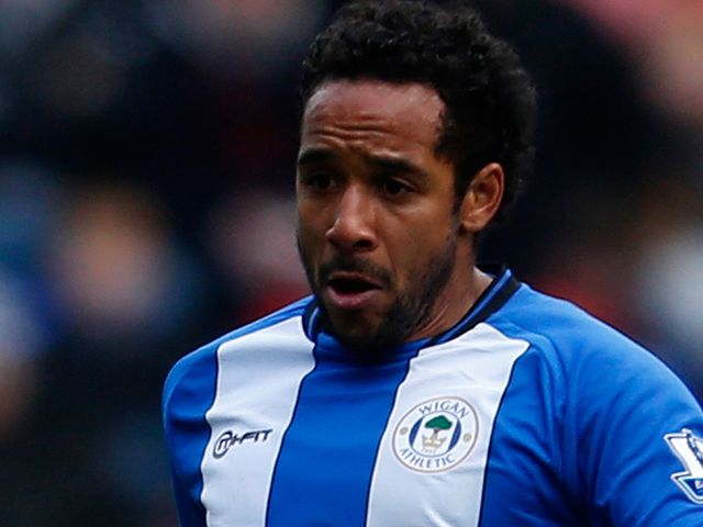 Jean Beausejour: Earned victory for Wigan