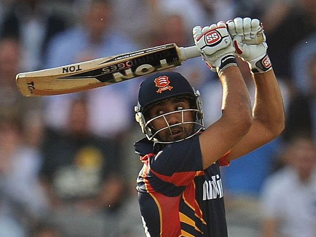Ravi Bopara: Helped Essex to win