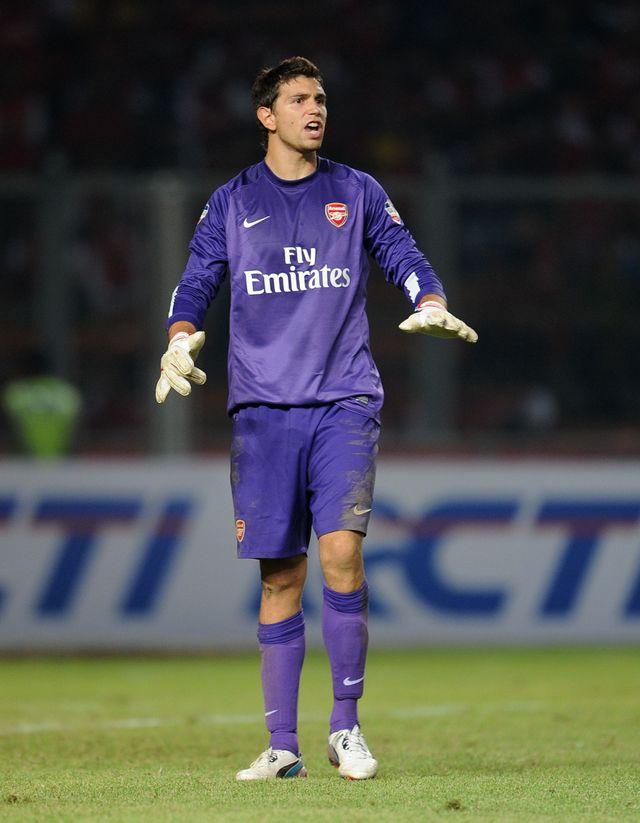 Emiliano Martinez