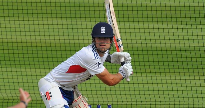 Alastair Cook: Happy with how his side have behaved
