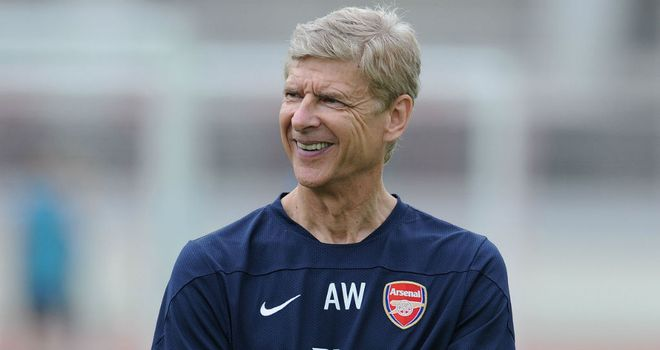 Arsene Wenger: Ready for Champions League draw