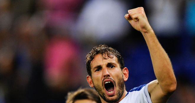 Christian Stuani helped Espanyol to victory