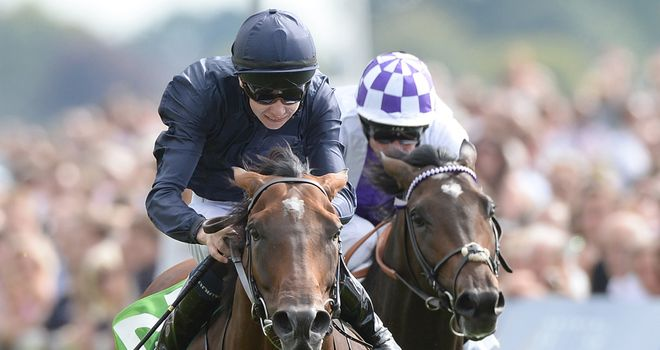 Declaration Of War: Possible for Breeders' Cup Classic