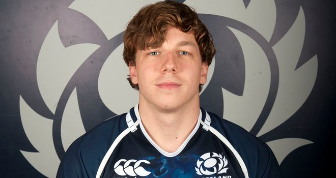 Hamish Watson: Has made 14 appearances for Edinburgh's first team