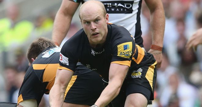 Joe Simpson: Happy to remain at Adams Park