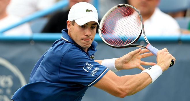 John Isner: Has not shone at the grand slam tournaments recently