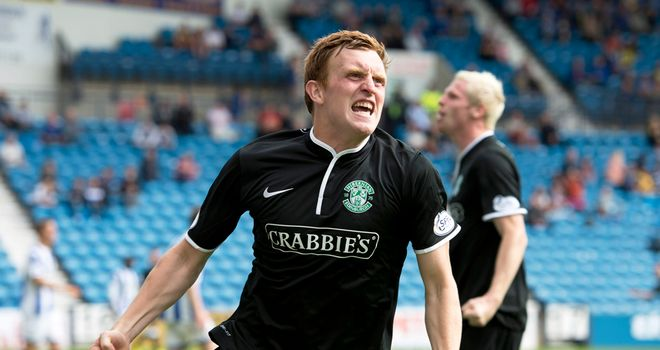 Liam Craig: Won the points with a late lob