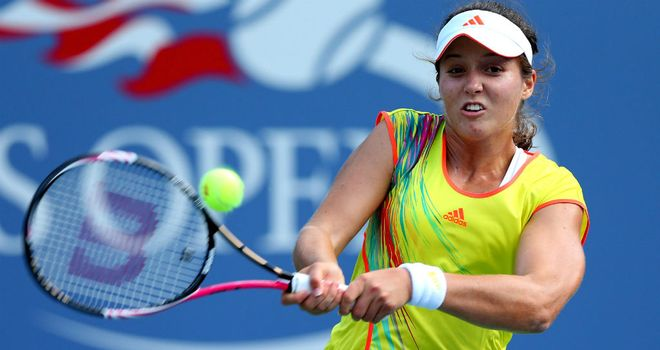 Laura Robson: pressure on the Brit at the US Open, says Annabel