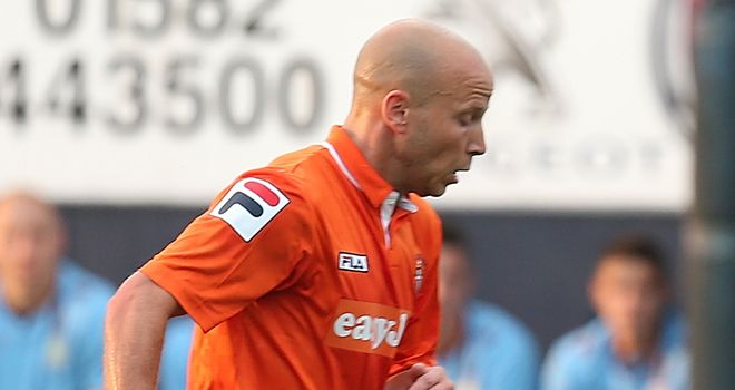 Luke Guttridge: Grabbed the equaliser