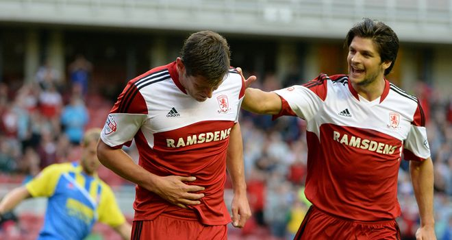 Lukas Jutkiewicz: Scored the only goal of the game