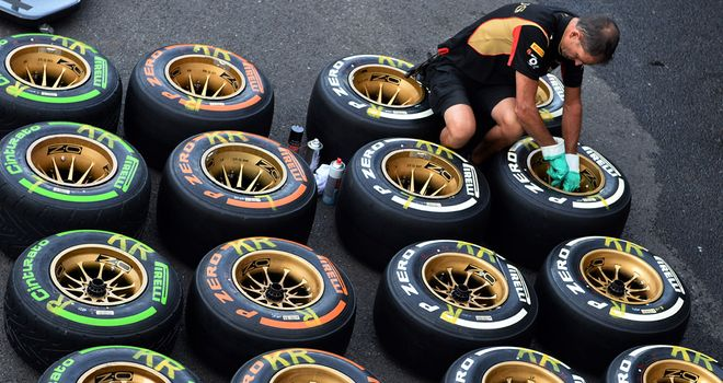 Pirelli: Has come in for criticism this season