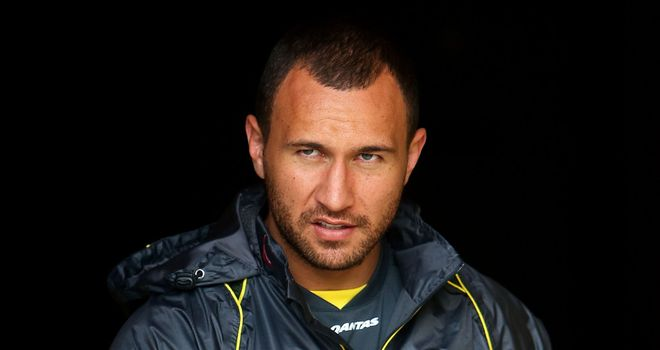 Quade Cooper: Returns to the starting XV for Australia