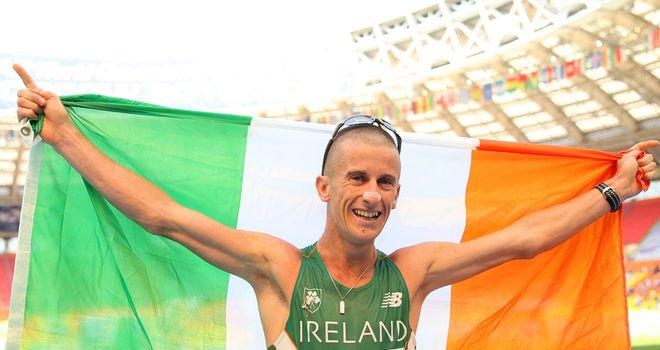 Robert Heffernan: Claimed World Championships gold