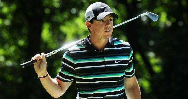 Rory McIlroy: Just one top-three finish this season