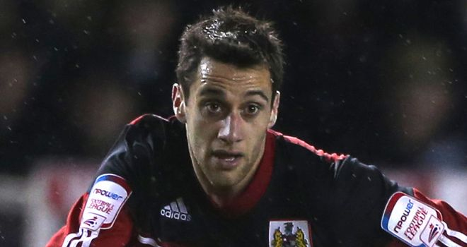 Sam Baldock: Lead his side from the front