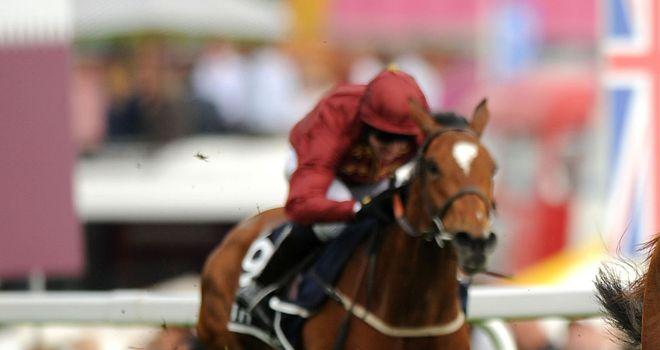 Secret Gesture: Middleton Stakes hopeful