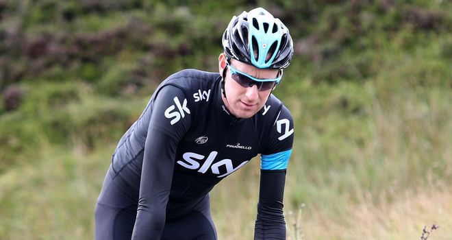 Sir Bradley Wiggins: Thinks he can work with Chris Froome