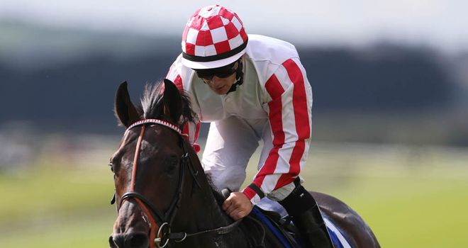 Slade Power: Winner of Sprint Stakes under Wayne Lordan