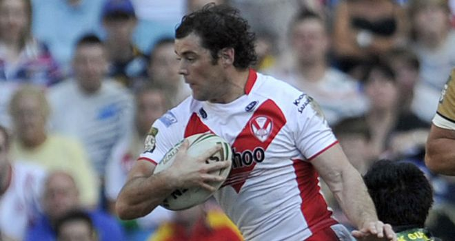 Paul Wellens: Relishing utility role at St Helens