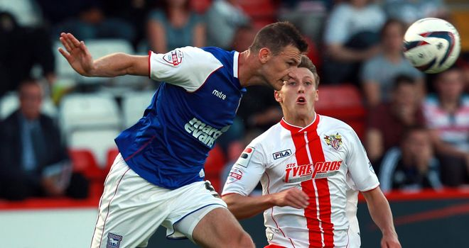 Tommy Smith: Headed in Ipswich's second goal