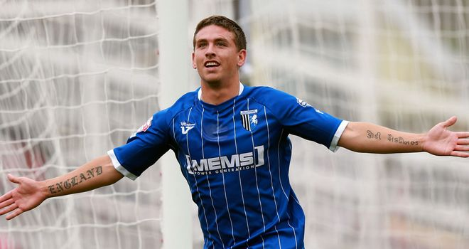 Cody McDonald: Bagged Gillingham's second goal
