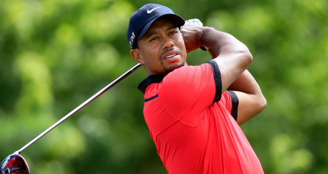 Tiger Woods: Was untroubled in final round as he completed comfortable win