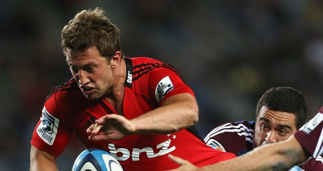 Tom Taylor: Kicked the match-winner for the Crusaders