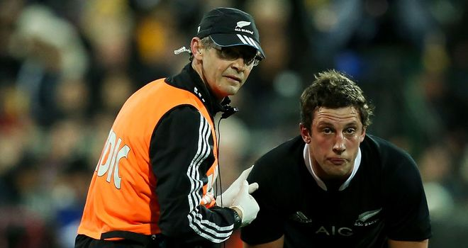 Tom Taylor: Damaged ribs against Australia