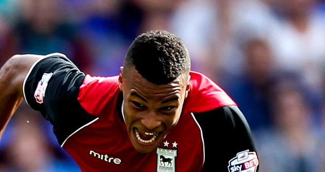 Tyrone Mings: Limited opportunities at Ipswich