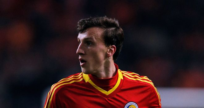 Vlad Chiriches: Closing in on a move to Tottenham