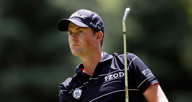 Webb Simpson: The 2012 US Open champion leads the way