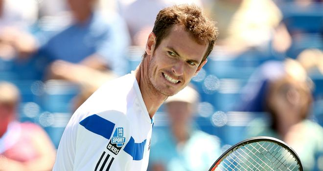 Andy Murray: Opening test in US comes against Michael Llodra