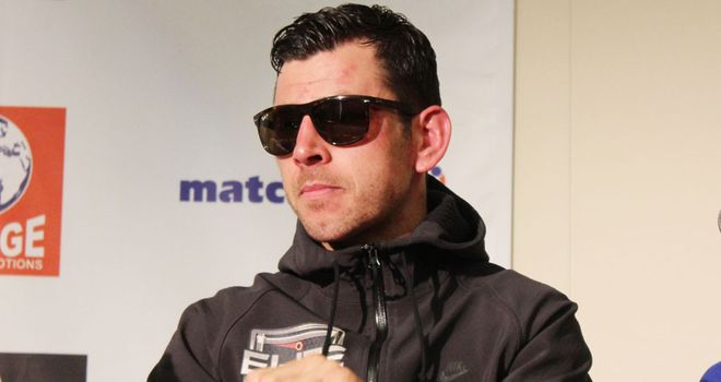 Darren Barker: Hoping to defend his IBF title in London
