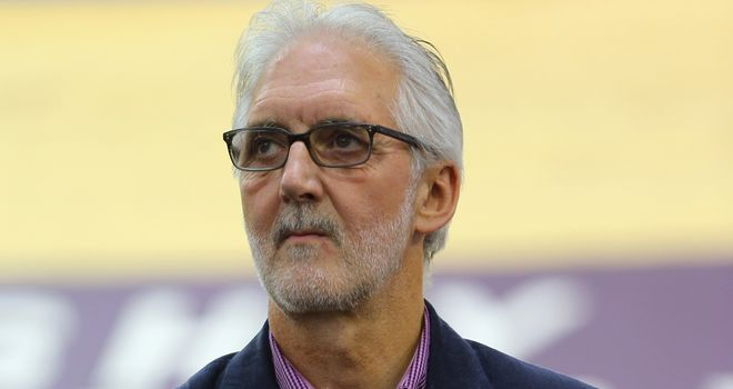 Brian Cookson is hoping beat Pat McQuaid to the UCI presidency