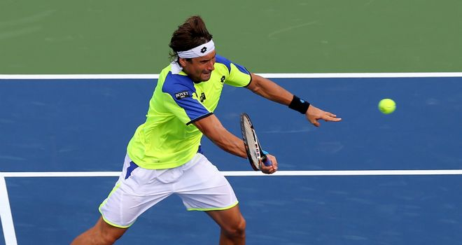 David Ferrer: Spaniard faces either Nicolas Almagro or Fabio Fognini in semi-finals of Valencia Open