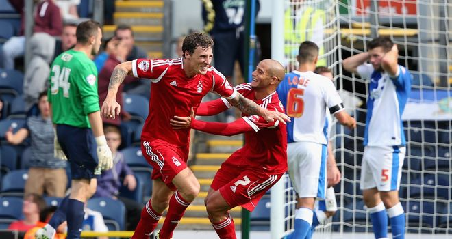 Darius Henderson: Scored the late winner at Ewood Park