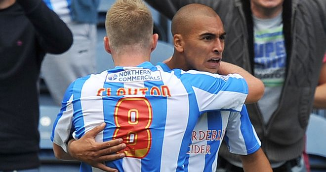 James Vaughan: Sent Huddersfield on their way