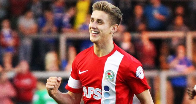 Tom Cairney: Has joined Blackburn on a permanent deal