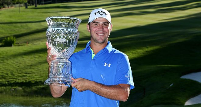 Gary Woodland: Recorded a second PGA title in Reno