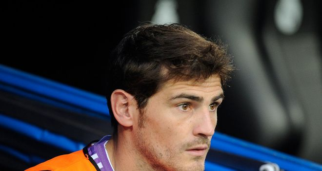 Iker Casillas: Has a fan in Jesus Navas