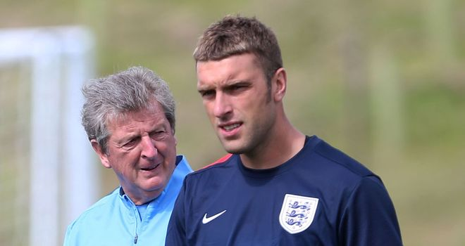 Rickie Lambert: Confident he can score goals for England