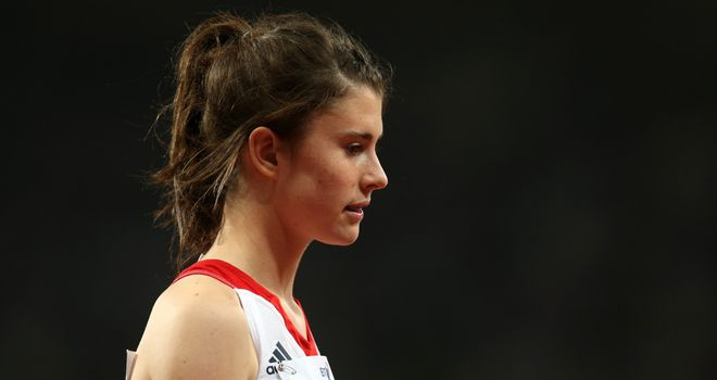 Olivia Breen: Narrowly missed out on a medal in the T37/38 long jump