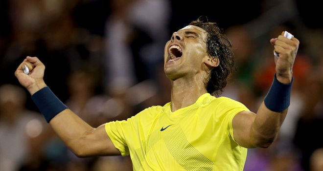 Rafael Nadal: In fine form heading into the Western & Southern Open