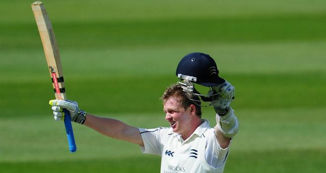 Sam Robson: In the runs for England
