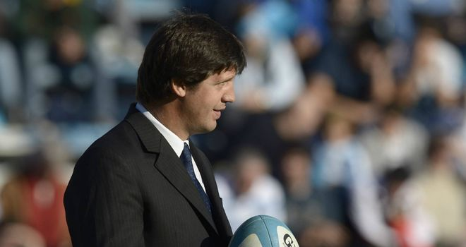 Santiago Phelan: Has stepped down as coach of Argentina