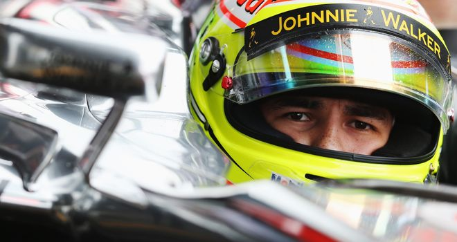 Sergio Perez: Returning to the scene of his joint-best F1 result