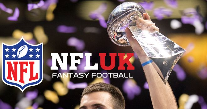 Sky Sports NFL UK Fantasy Football