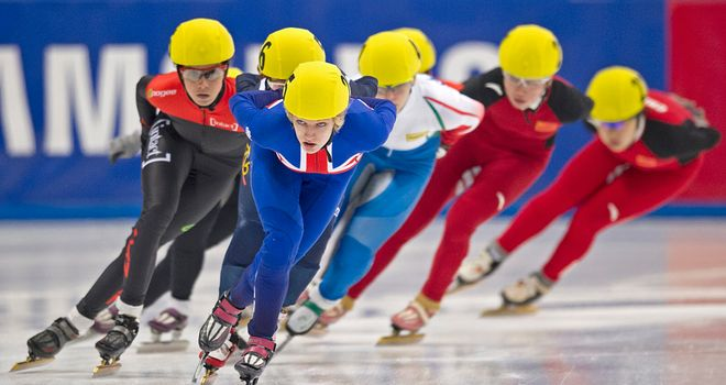 Elise Christie: Took full advantage to win for 1000m preliminary by more than 30 seconds