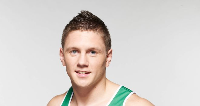 Jason Quigley: reigning European amateur middleweight champion