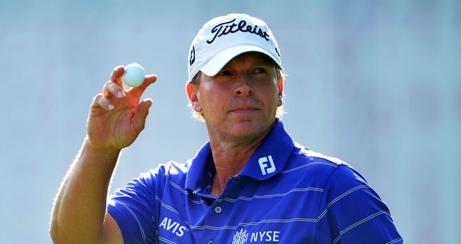 Steve Stricker: Ready to post first win of 2013